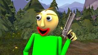 Download Top 5 FUNNY Baldi's Basics Animations Mp3 and Videos