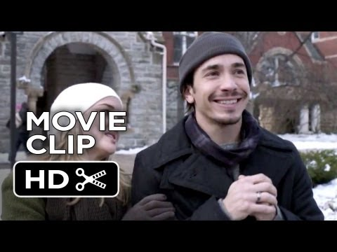 Best Man Down Movie CLIP - Lumpy Stories (2013) - Justin Long Movie HD