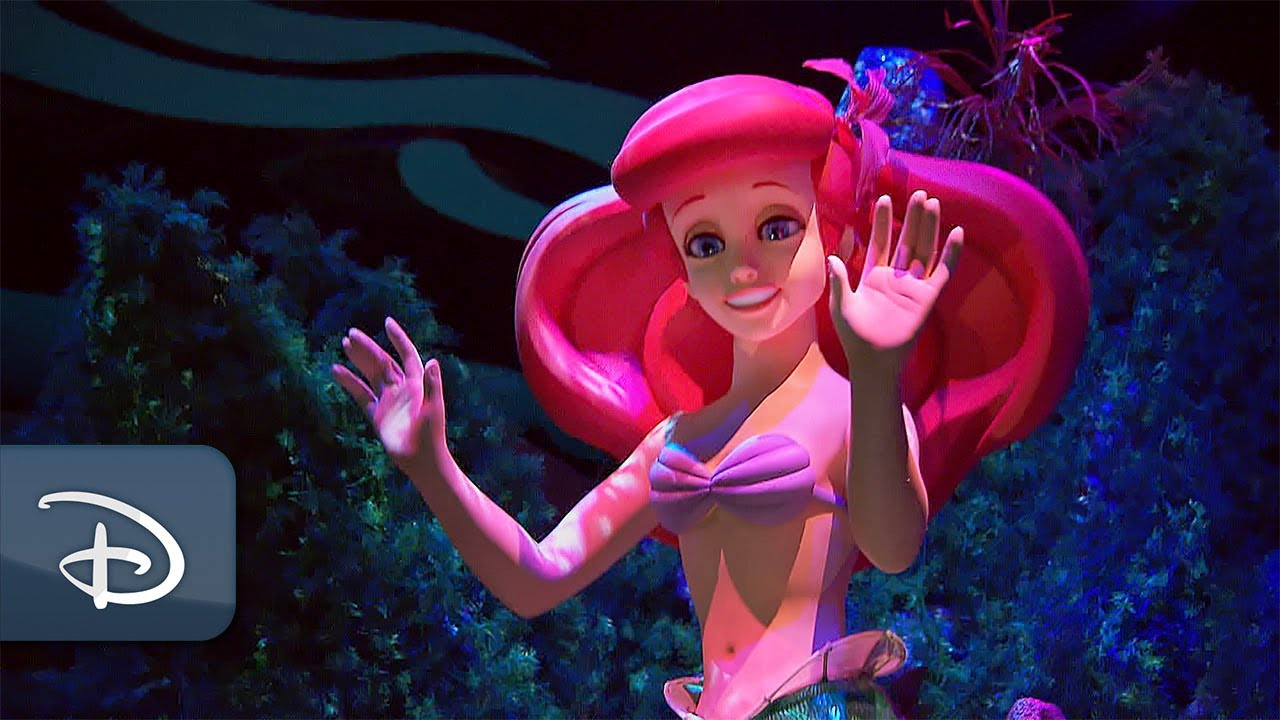 Dive Below the Surface and Be Part of Ariel's World!