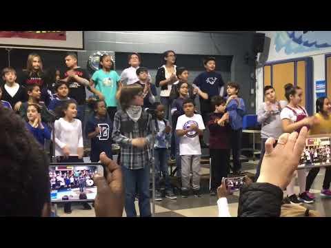 Danny's 4th Grade Musical at Devonshire School 2018
