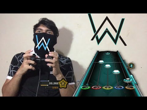 [Guitar hero 3/CH] Routine - Alan Walker x David Whistle