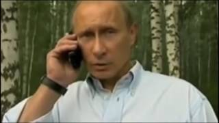 "Разговор Путина с Медведевым ""прикол"""