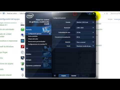 [Tutorial] Instalación Del Driver Intel HD GMA G41 Express