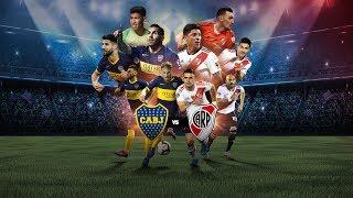 [EN VIVO] - Boca vs River - Semifinal  Copa Libertadores - [ Radio La Red ]