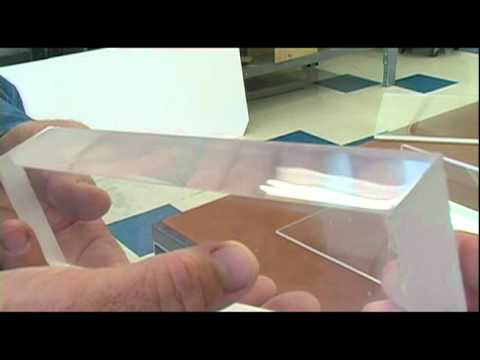 How to Polish and Shape Plastic Edges