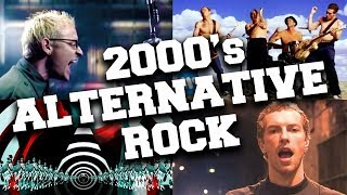 Top 50 Alternative Rock Songs of the 2000s