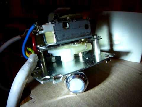 Sunvic/Satchwell motorised valve operation - YouTube
