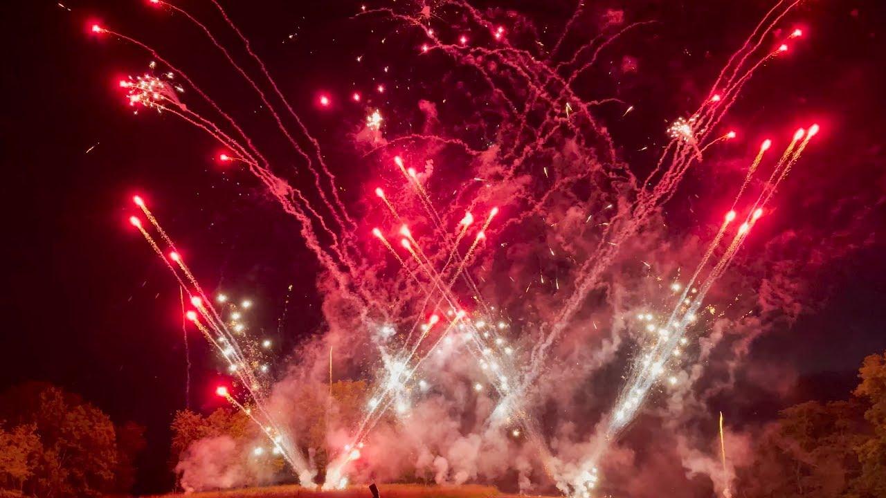 June 5, 2021 Wedding Show - Spirit of '76 Fireworks Displays