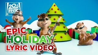 Holiday  Lyric Video  Fox Family Entertainment