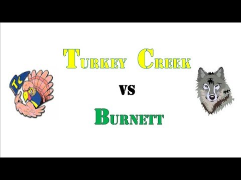 Turkey Creek Vs.  Burnett Middle School Soccer  Video 2018