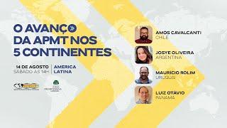 O Avanço da APMT nos 5 Continentes | América Latina
