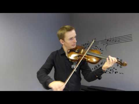 Joen-Philippe Rameau - Rigaudon (solo)