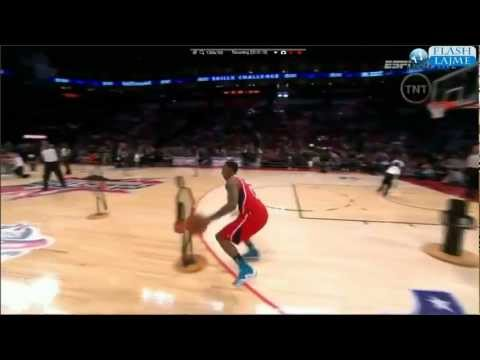 Jeff Tague Fail Taco Bell Skills Challenge NBA All Star Saturday Night 2013