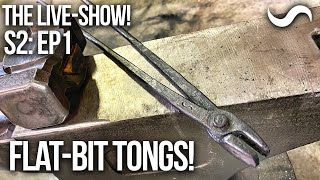 THE ALEC STEELE LIVE SHOW! Making Tongs! S2:EP1!