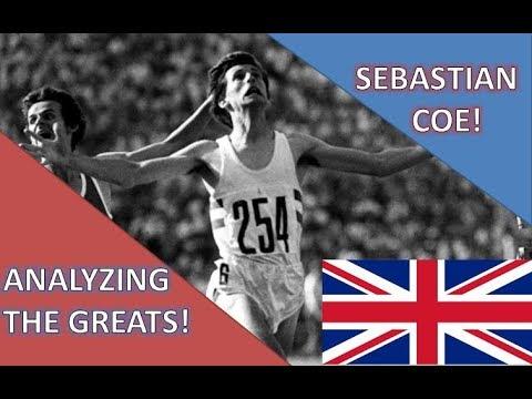 SEBASTIAN COE    ANALYZING THE GREATS   