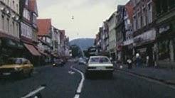 Autofahrt durch 31737 Rinteln 1980 - (Enhanced).mpg