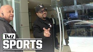 Ice Cube Stunts on Rich Qataris He's Suing for $1B, 'Stay Out of American Sports' | TMZ Sports