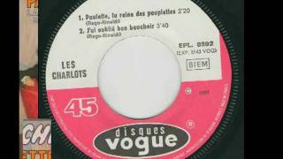 LES CHARLOTS....paulette la reine des paupiettes. ( 1967 )