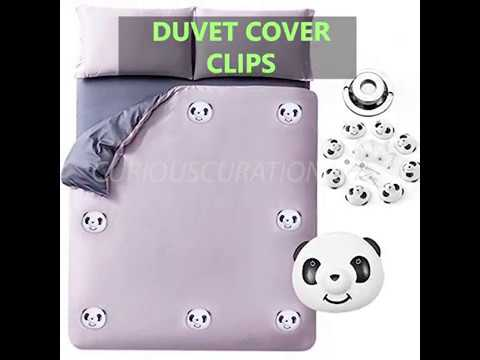 Duvet Cover Clip from YouTube · Duration:  41 seconds