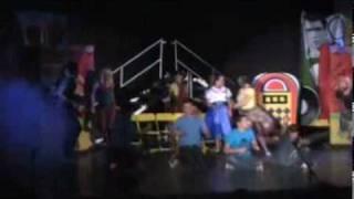 """GREASE 2010 """"LOS XV AÑOS"""" (Vaselina) SAN LUIS R.C."""