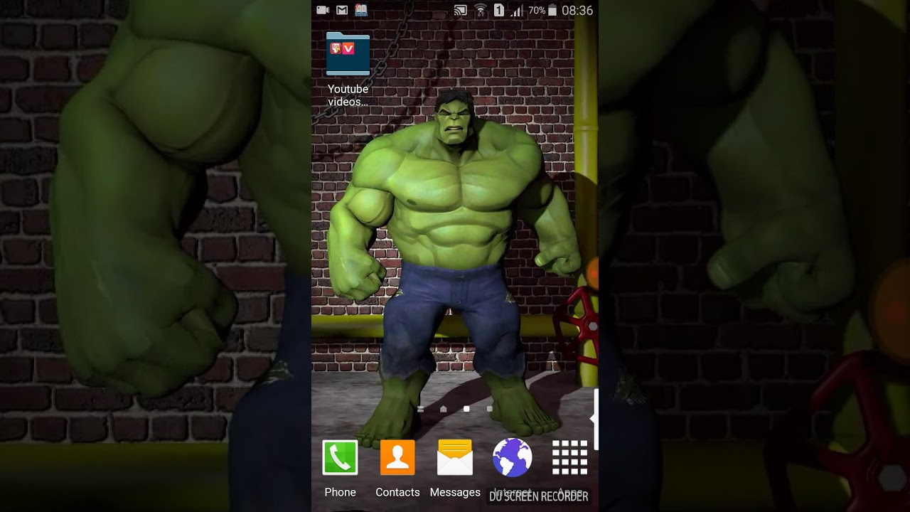 How To Download Hulk Live Wallpaper