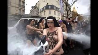 FEMEN, des activistes de choc!