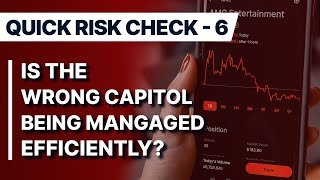 [Investing Fundamentals] Quick Risk Check 6 - How is the working capital efficiency?