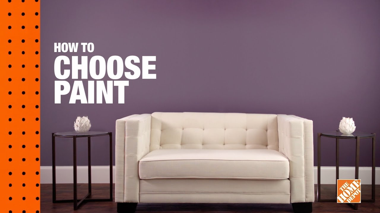 How To Choose A Paint Color The Home Depot