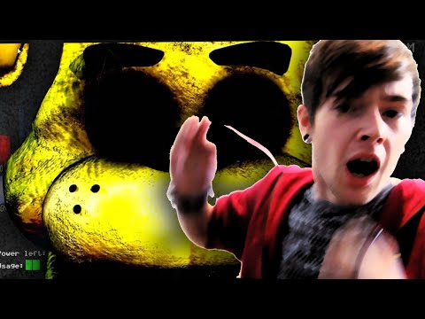 THE LUCKIEST ESCAPE! | Five Nights At Freddy's 2
