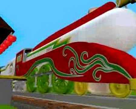 Heinz train updated