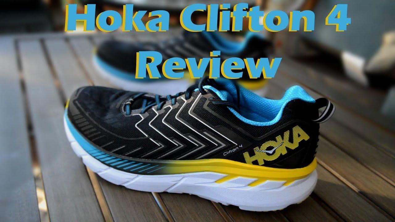 hoka clifton 4 review