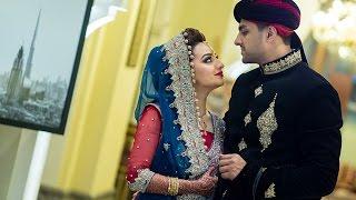 Amina & Salman - Cinematic Wedding Highlights **** Watch in HD ****