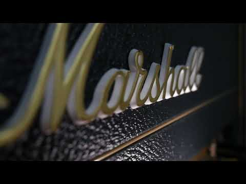 MARSHALL Studio Vintage With DANNY DELA CRUZ (INGLORIOUS)
