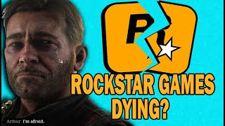 Rockstar Games Is Losing One of It