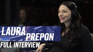 laura prepon new season of orange is the new black directing working with sam elliott and more