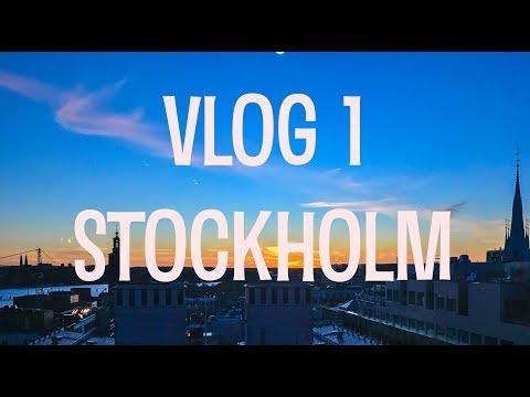 VLOG 1-  STOCKHOLM (JONATHAN GERMAIN)