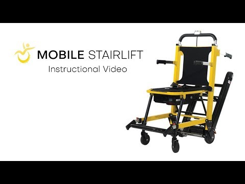 Introducing the Mobile Stairlift — Portable Stair Climbing