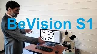 BeVision S1 - Анализатор размера и формы частиц Bettersize. Обзор