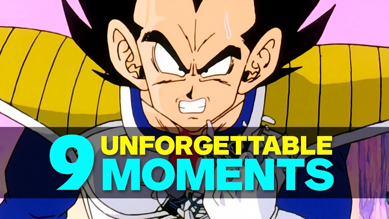 Dragon Ball Z 9 Of The Most Unforgettable Moments Youtube