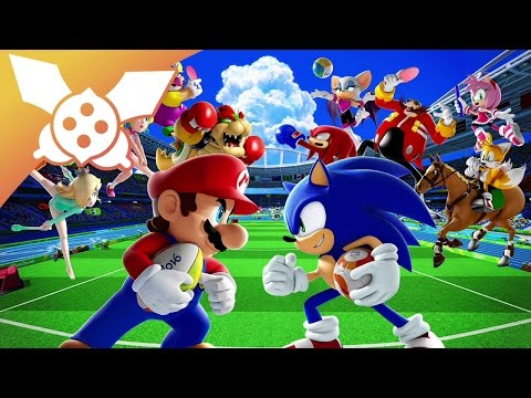 [Détente] Mario & Sonic aux Jeux Olympiques de Rio #01 : Dark Mario est de retour