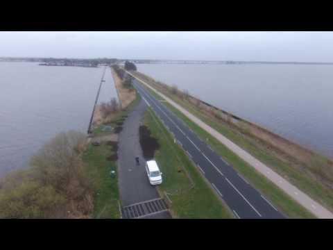 Belterwijde  Wanneperveen 45 meter. Windkracht 7