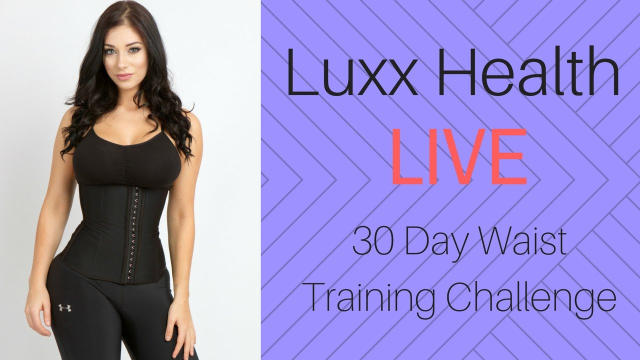 817e2bd397 30 Day Waist Trainer Challenge  Health   Fitness - YouTube
