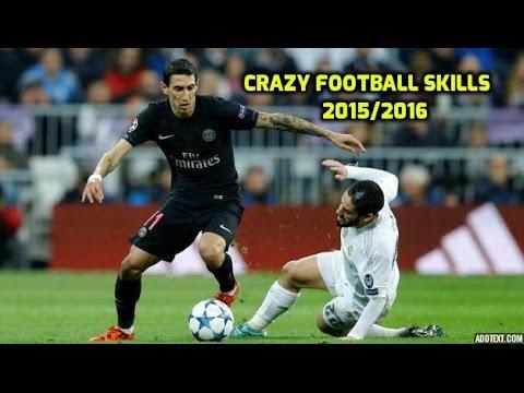 Crazy Football Skills ● Las Mejores Jugadas De Futbol ● 2015/2016