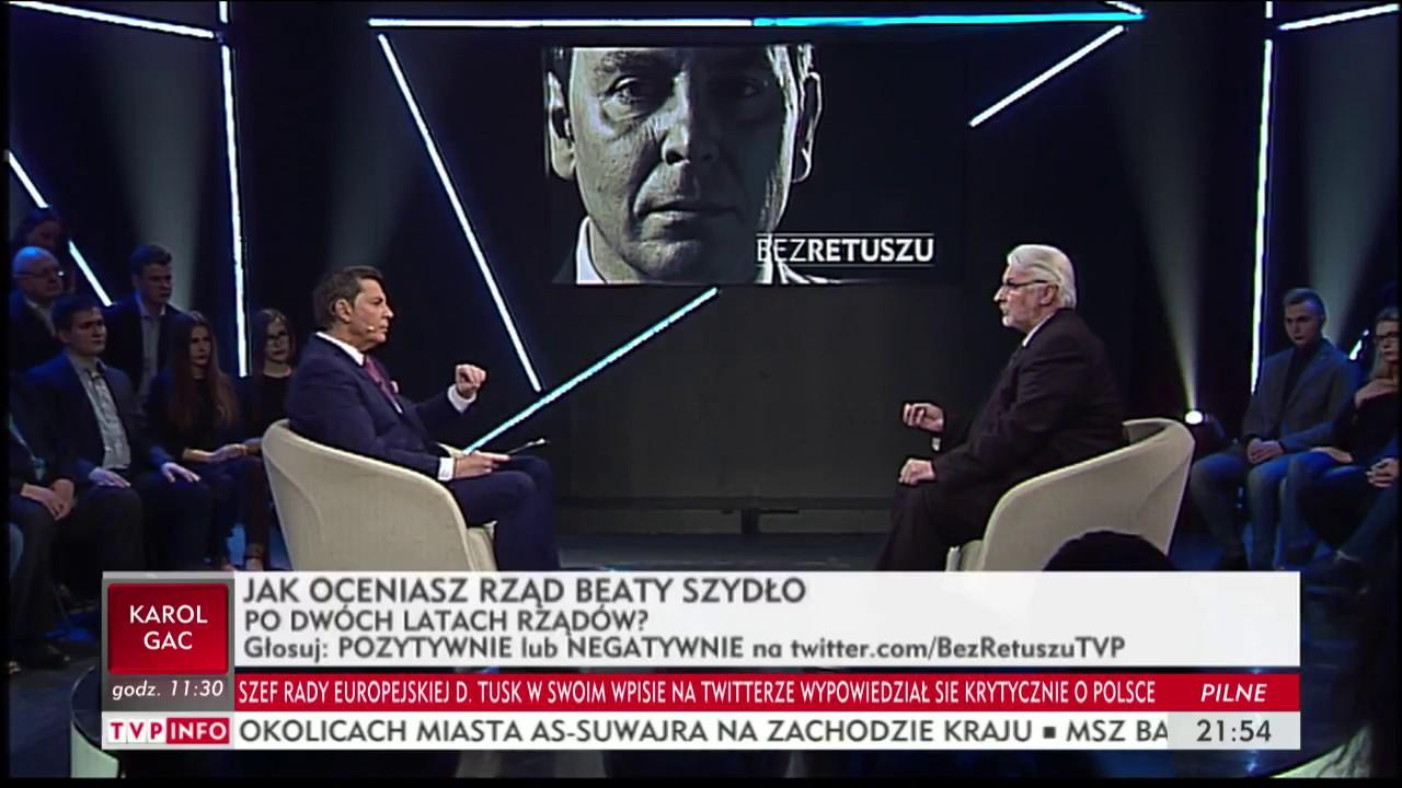 Tusk znów zaatakował Polskę – Bez retuszu