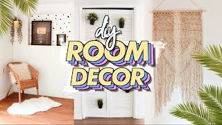 Diy Room Decor Makeover/transformation | (studio Room Makeover Part 2) | Jenerationdiy