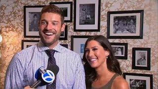 Becca and Garrett talk about their post-