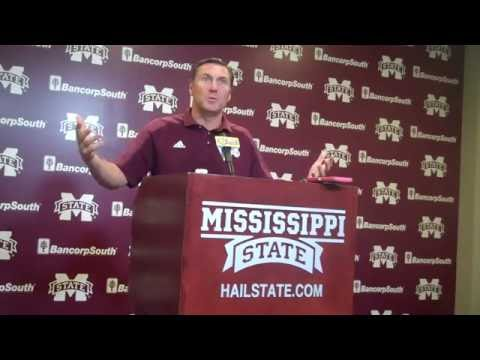 Dan Mullen South Alabama press conference 8-29-16