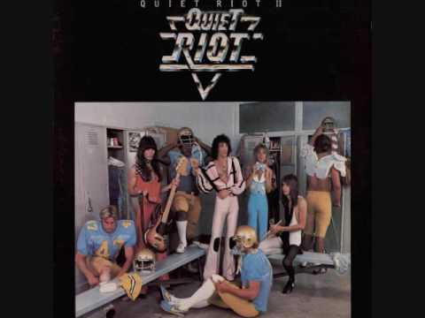 Slick Black Cadillac (Rare Randy Rhoads) - Quiet Riot