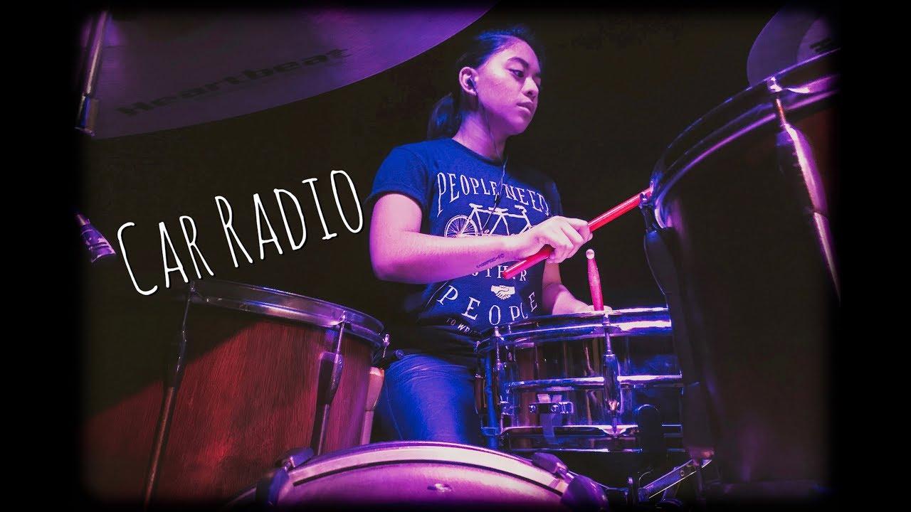 Car Radio Twenty One Pilots Drum Cover