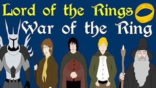 Lord of the Rings: War of the Ring (Sponsored by Lootcrate)